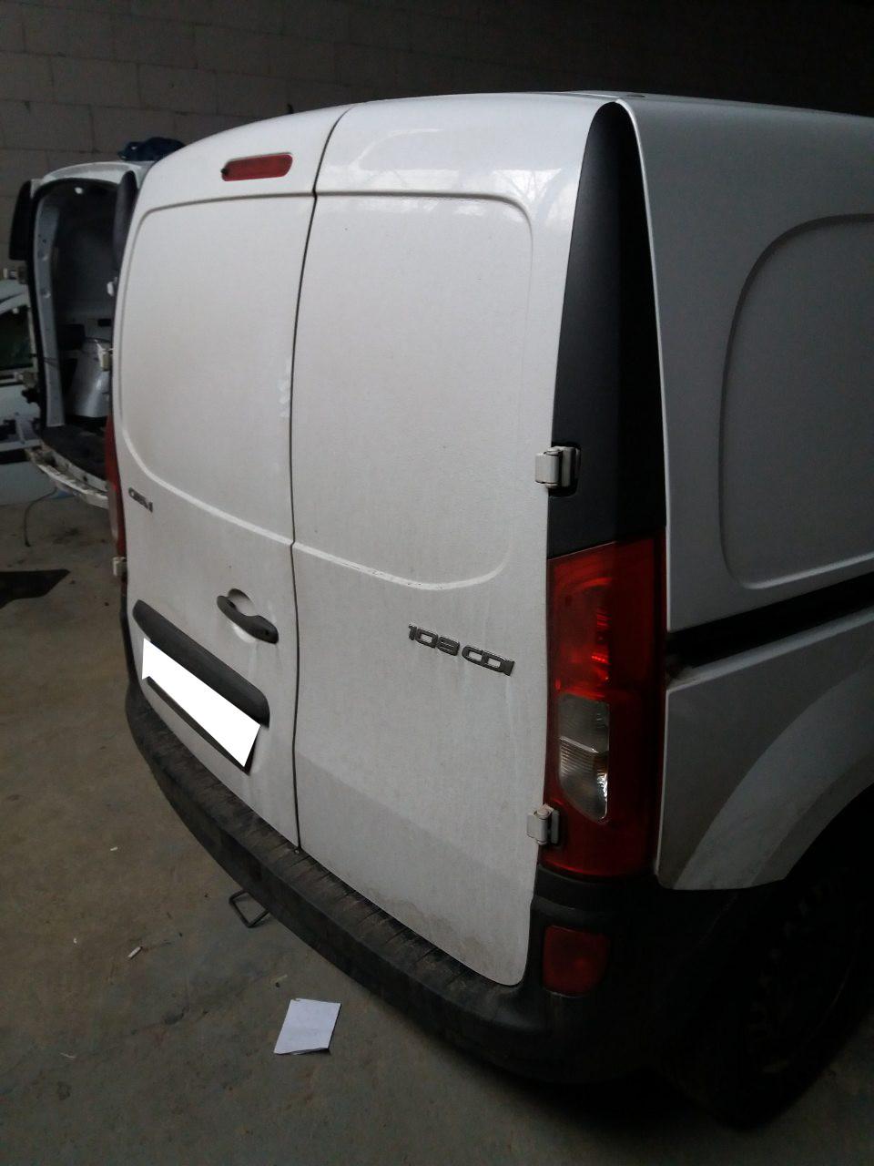 Ліхтар задній для Mercedes Citan Мерседес Ситан 2012-2019 р. в.