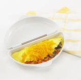 Омлетница Egg and Omelet Wave - як приготувати омлет, фото 4