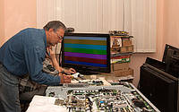 Ремонт Подсветки Экрана Телевизора в Одессе.