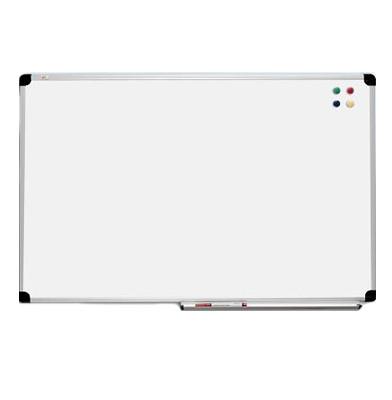 Доска настенная сухостираемая 35х50см для маркера в пластиковой рамке