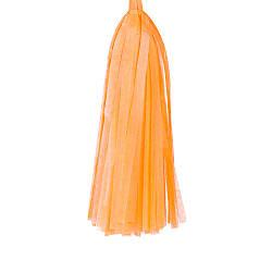 Кисточка для гирлянды Тассел Оранжевая