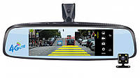 Зеркало с видеорегистратором Phisung E09, фото 1