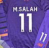 Футбольная форма Liverpool / Ливерпуль ( M.SALAH ) сезона 2018/19 + гетры детские Ливерпуль, фото 4