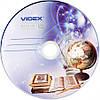 Videx DVD-R 16x 4.7Gb Тетрадка bulk 10, фото 2
