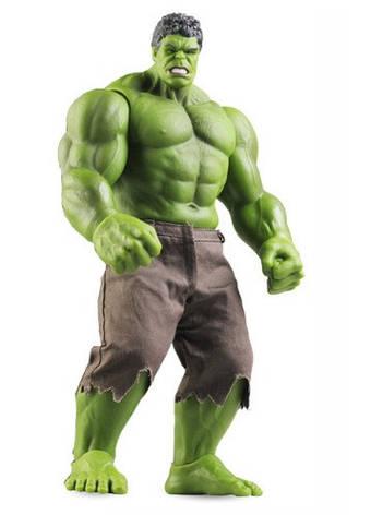 Большая фигурка Халка по вселенной Мстителей, Огромная игрушка Hulk 42 см!!!, фото 2