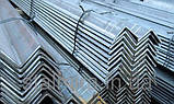 Уголок стальной 100х100х8, марка стали Ст. 3СП/ПС, фото 2