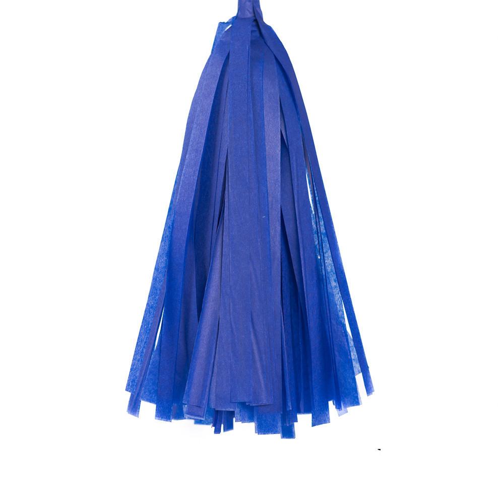 Кисточка для гирлянды Тассел Тёмно-Синяя