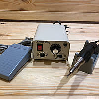 Аппарат для маникюра и педикюра (фрезер) Strong 90 (с металлическим наконечником), фото 1
