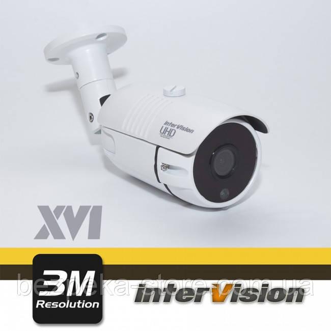 XVI / AHD видеокамера Intervision XVI-398W