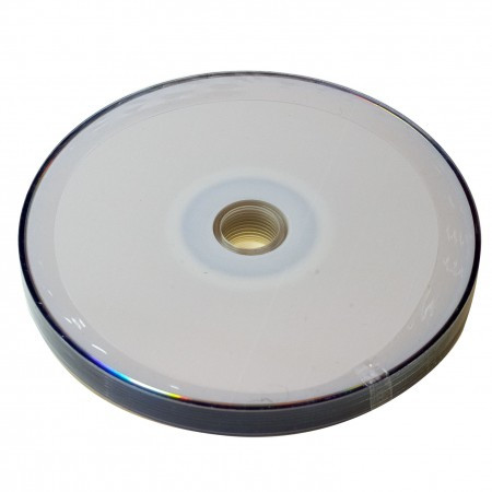 Videx Printable DVD-R 4.7 Gb 16x Bulk 10