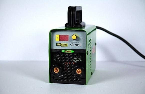 Сварочный инвертор Procraft SP-205D
