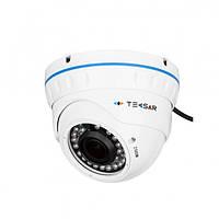 Купольная видеокамера Tecsar AHDD-1Mp-20Fl-out-THD