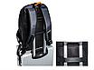 Рюкзак городской Meilun Черный, фото 5