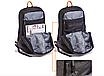 Рюкзак городской Meilun Черный, фото 8