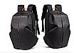 Рюкзак городской Meilun Черный, фото 2