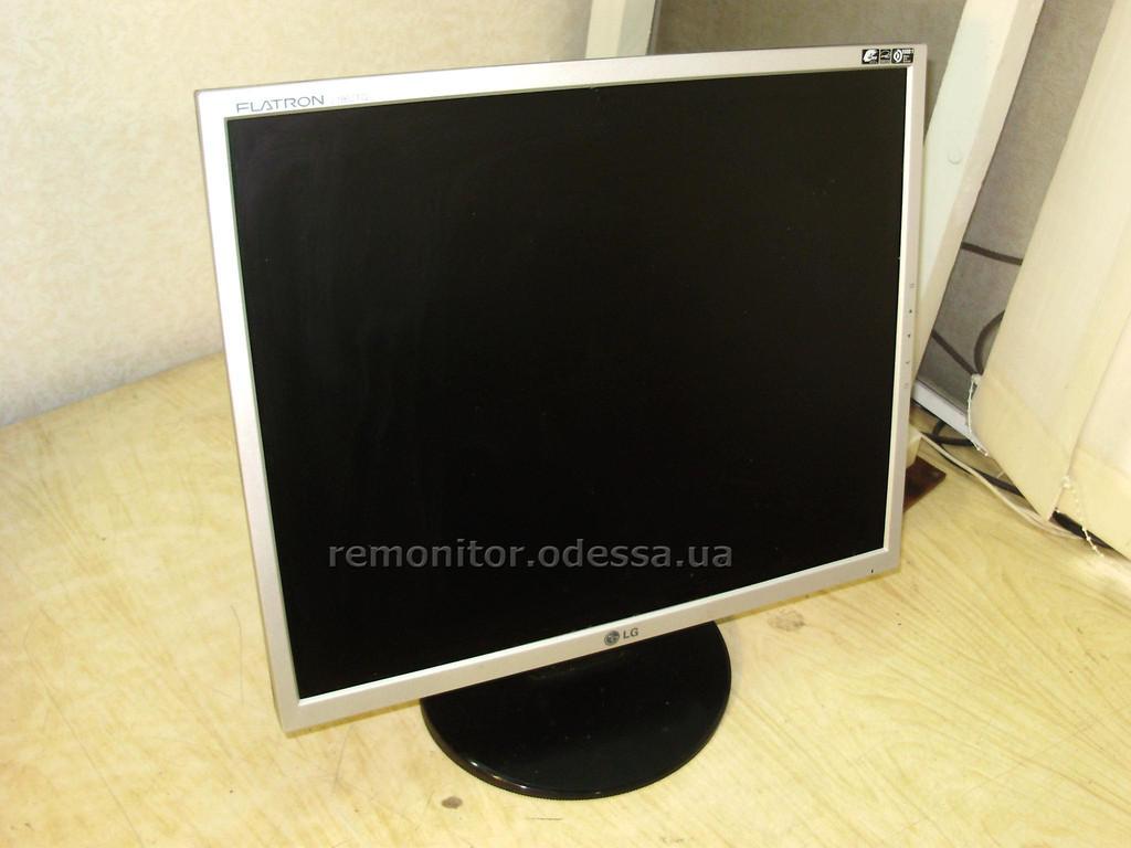 Ремонт монитора LG Flatron L1511S