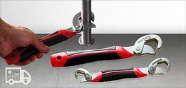 Разводной ключ Snap n Grip, универсальный ключ для ремонта Снеп энд Грип