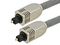 Toslink оптический кабель Monoprice Premium 0.45 метра