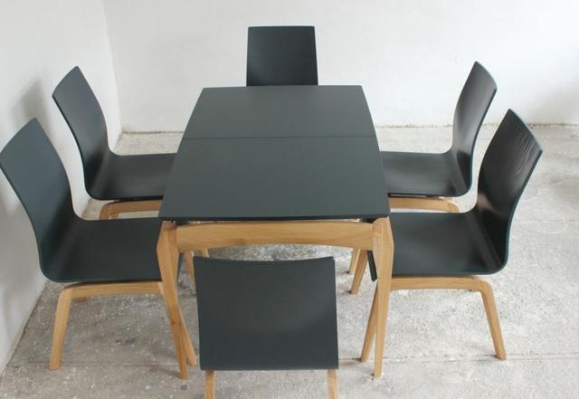 Стол Градо бук, черный (фото 2)