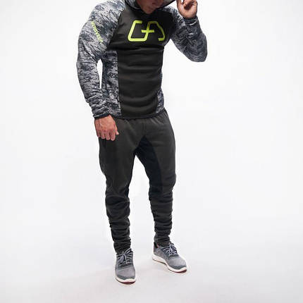 Мужской спортивный костюм AL7246, фото 2