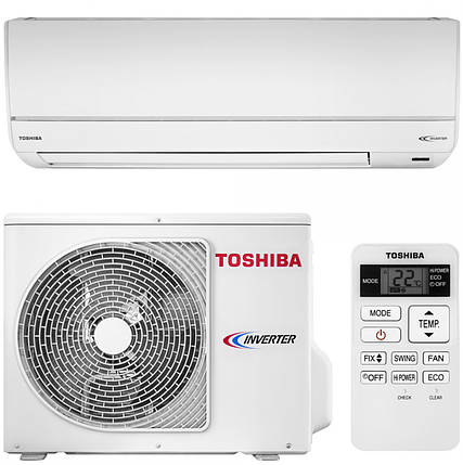 Кондиционер Toshiba AVANT RAS-107SKV-E7/RAS-107SAV-E6, фото 2