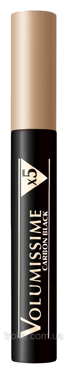 LOREAL Volumissime x5 Carbon Тушь эктра-объем и ультра-черный цвет