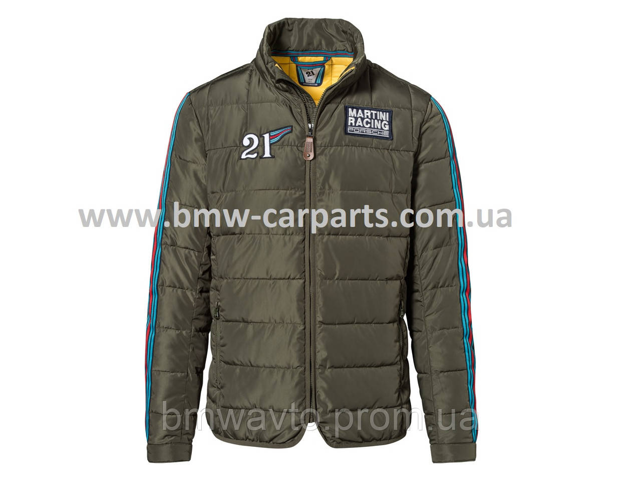 Мужская куртка Porsche Martini Racing Collection, Quilted Jacket