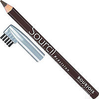 BOURJOIS Sourcil Precision Карандаш для бровей №03 - каштан