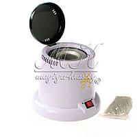 Стерилизатор  шариковый для инстументов, пластиковый (белый) , фото 1