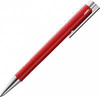 Ручка Шариковая Lamy Logo M+ Красная / Стержень M16 1,0 мм Синий (4014519654162), фото 1