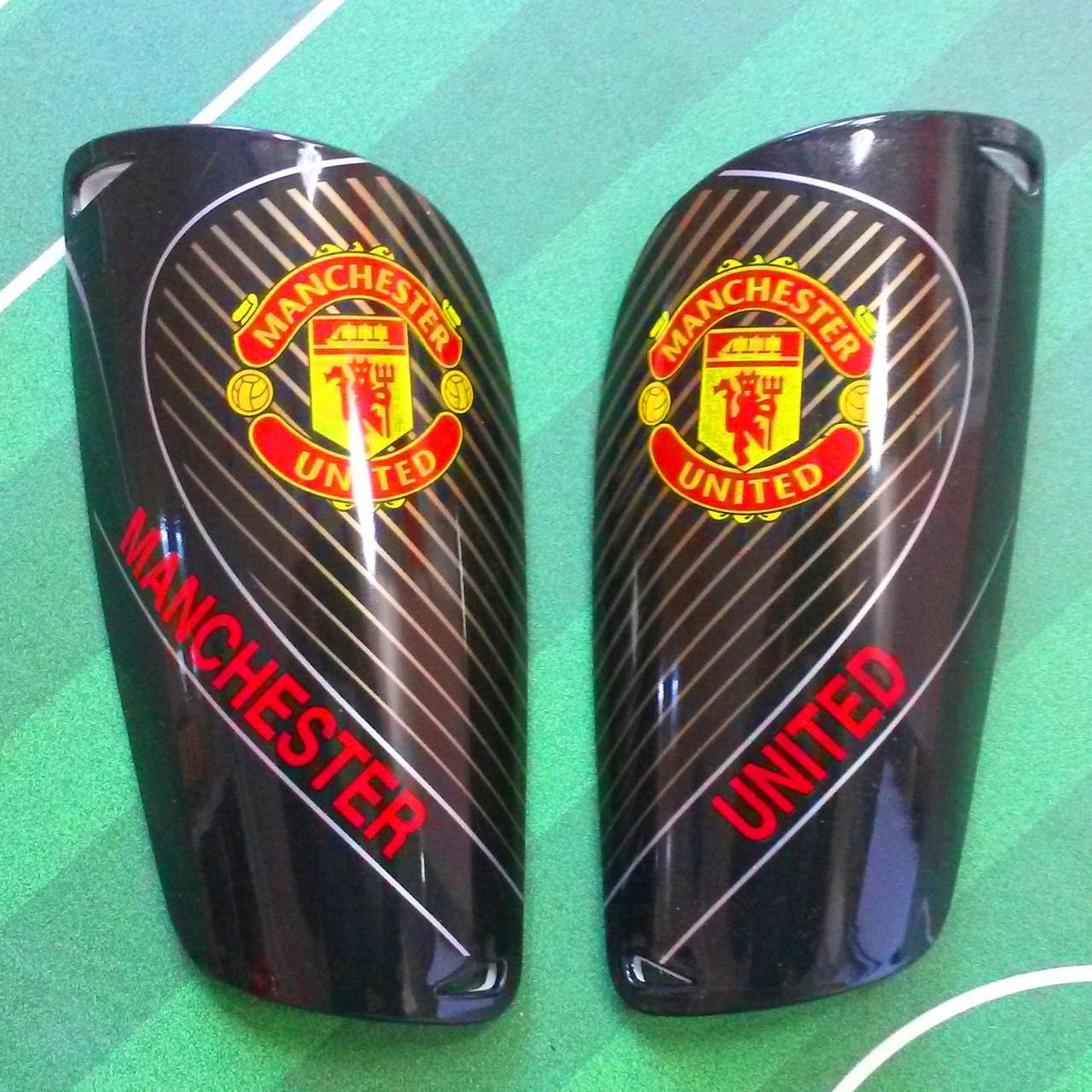 Детские футбольные щитки  FC Manchester United LITE
