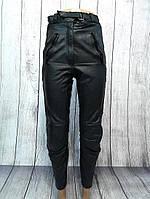 a5f7809a Качественные кожаные штаны, мотоштаны с защ колен, Как Новые! (разм 38,