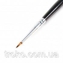 ViSTUDIO 910 Кисть для подводки/синтетика