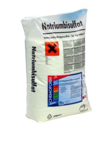 Средство для понижения уровня РН воды бассейна - РН минус гранулированный Freshpool, 25 кг, фото 1