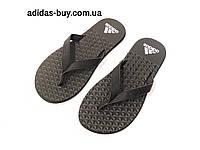 Сланцы тапки вьетнамки мужские adidas оригинал EEZAY SOFT BB0507 цвет:черный, фото 1