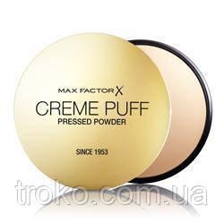 MaxFactor Creme Puff Крем-пудра, 21г №75 - Golden