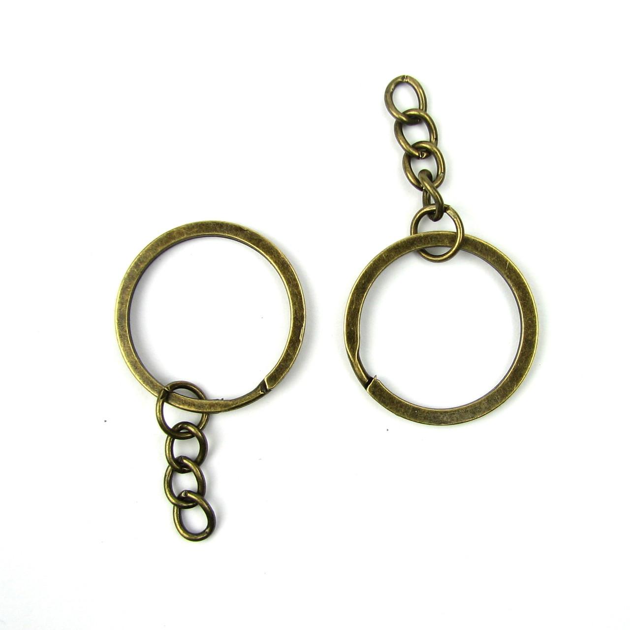 Кольцо для брелка  5шт , 28мм