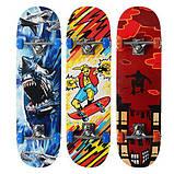 Скейтборд детский Profi микс видов, фото 4