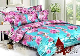 Комплект постельного белья PS-BL078