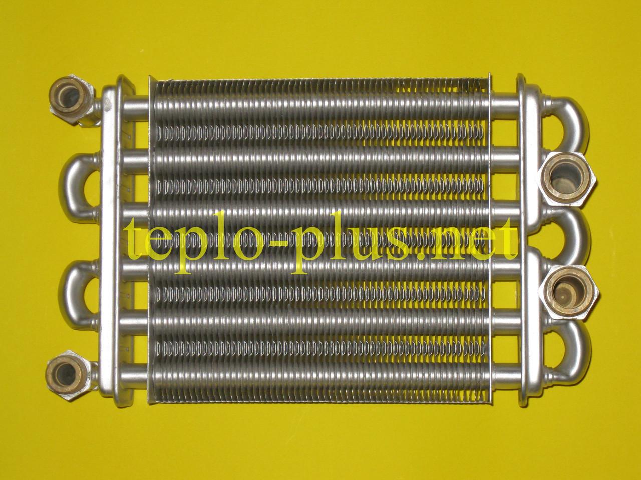 Теплообменник битермический 187 мм Nobel, Maxi Boilers