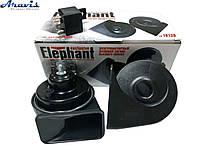 Клаксон звуковой сигнал автомобильный Еlephant СА-10130