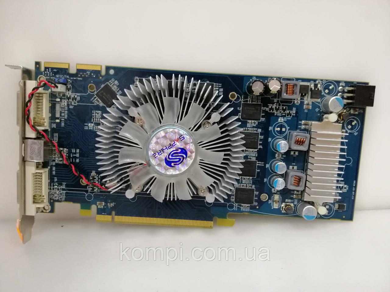 Видеокарта ATI HD 3850 512mb 256bit PCI-E