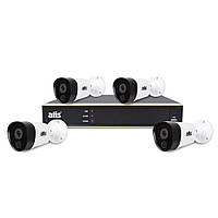 Комплект видеонаблюдения ATIS PIR kit 4ext 5MP