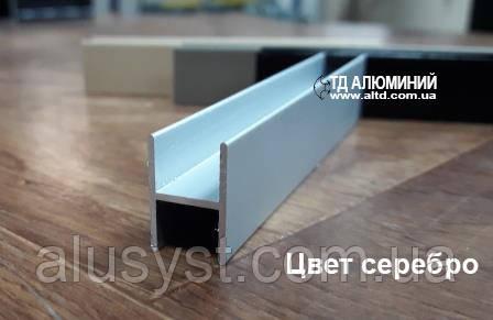 Профиль системы шкафа купе | Разделительный профиль 03
