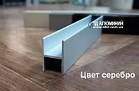 Профиль системы шкафа купе | Разделительный профиль 03, фото 1