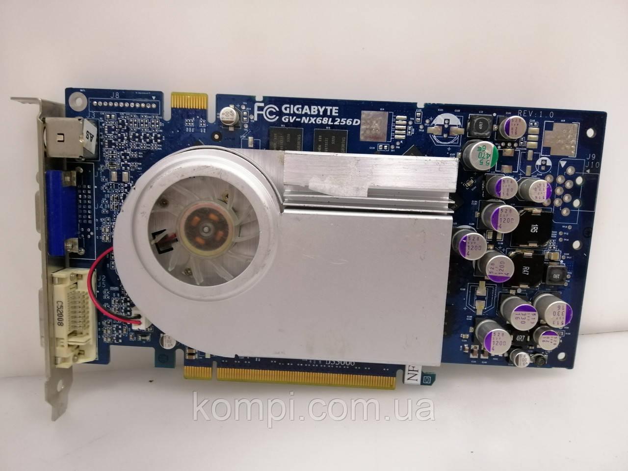 Відеокарта NVIDIA 6800 256MB 256bit PCI-E