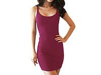 9e7b5f5e429 Обтягивающее Женское платье Magic L L Малиновый
