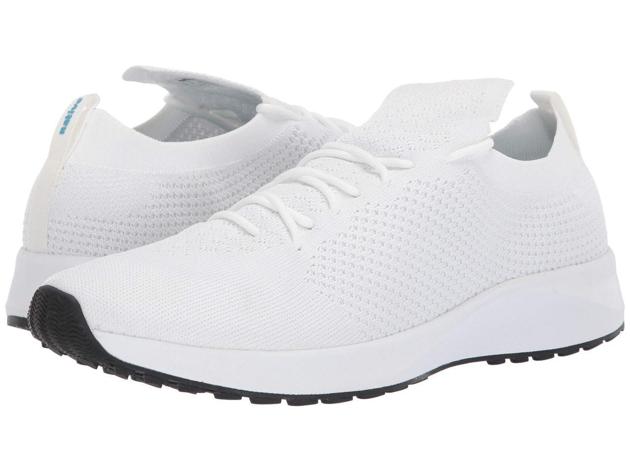 61f4abfd6c63 Кроссовки/Кеды (Оригинал) Native Shoes Mercury 2.0 Liteknit Shell  White/Shell White/Jiffy Rubber