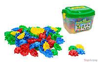 Мозаика детская пазлы в чемодане 160 дет.