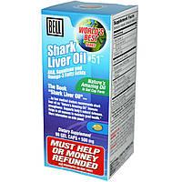 Масло из печени акулы  Bell Lifestyle 500 мг 90  капсул
